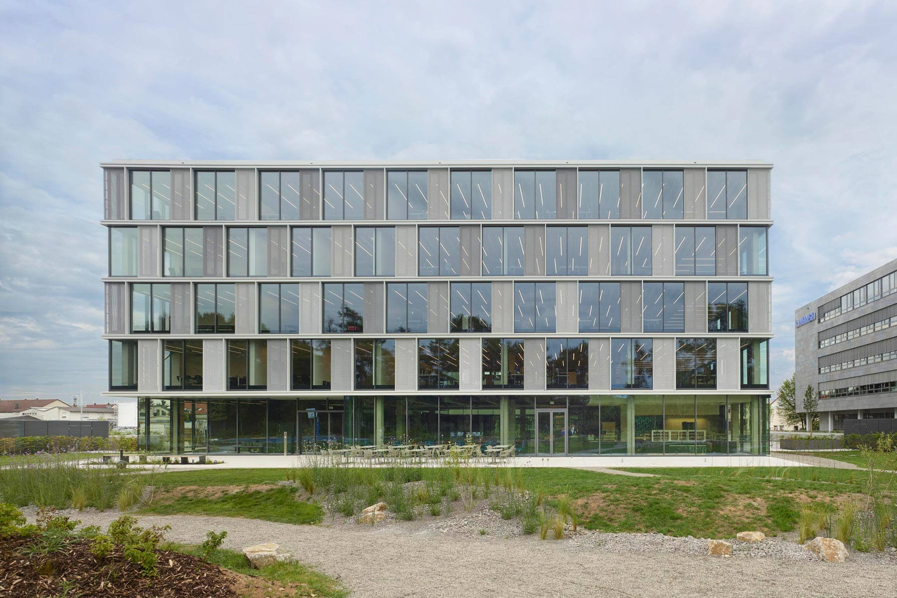 AEB Headquarters Stuttgart Riehle Architekten