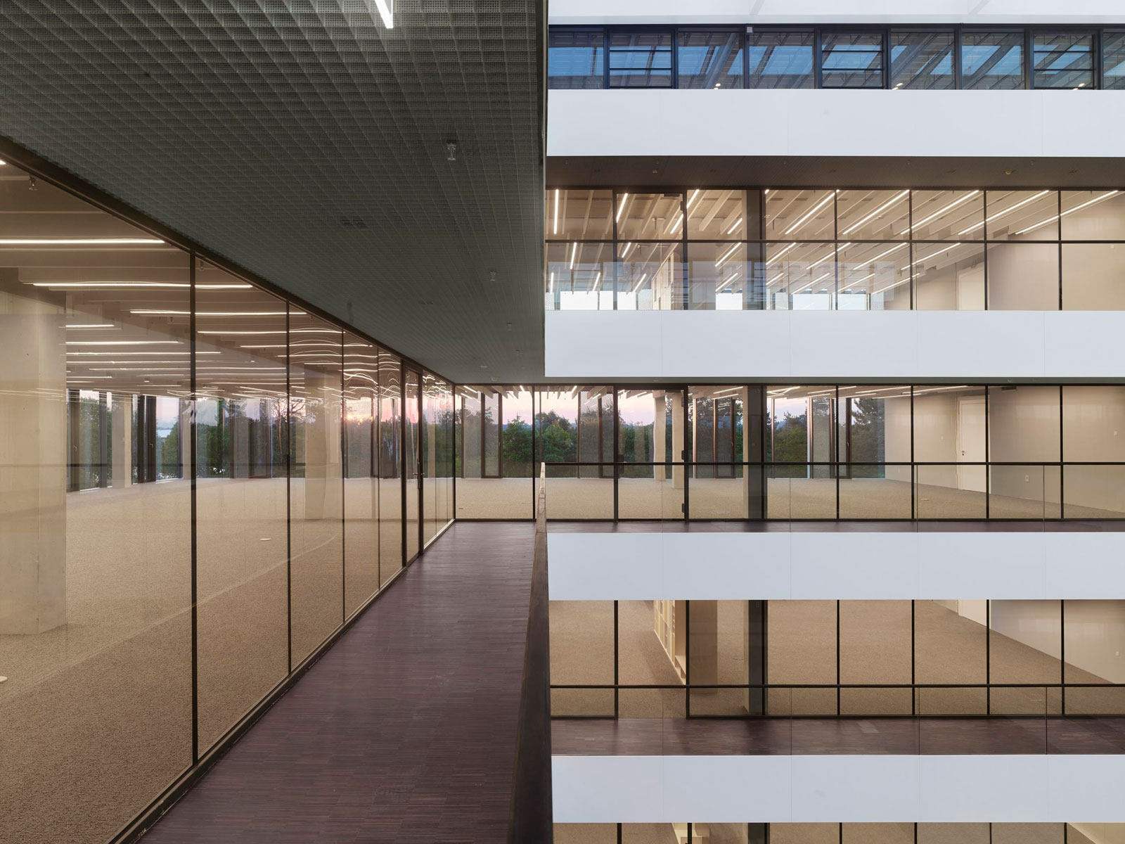 Architekten Riehle Stuttgart AEB Headquarters