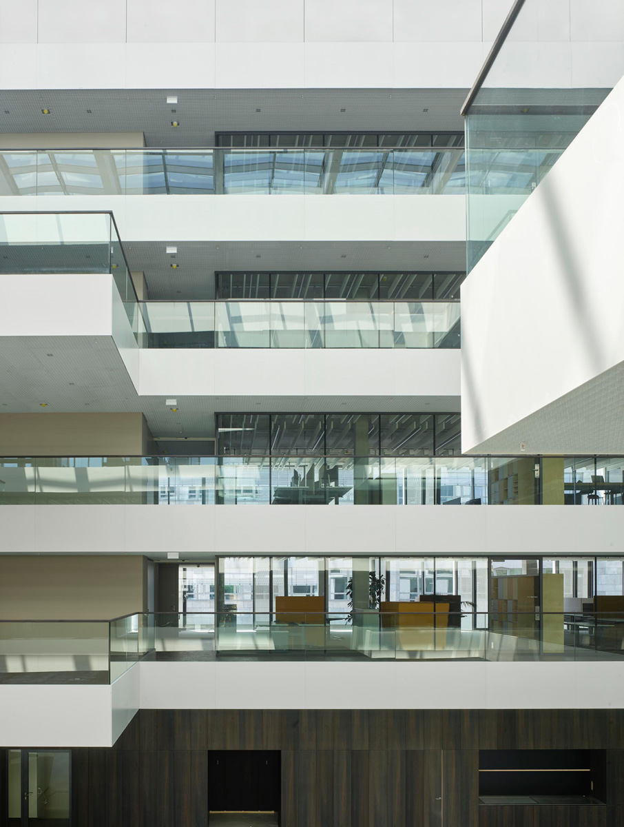 AEB Headquarters Stuttgart Architekten Riehle