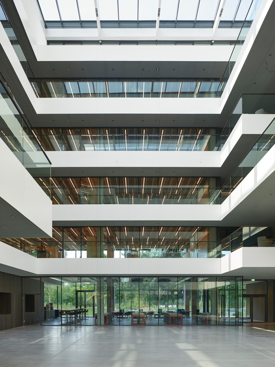 AEB Headquarters Architekten Riehle Stuttgart